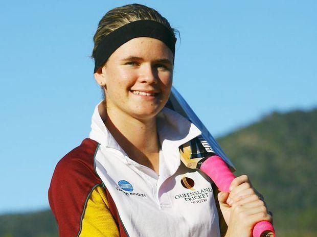 Jess Jonassen Rockhampton cricketer Jess Jonassen to lead against India