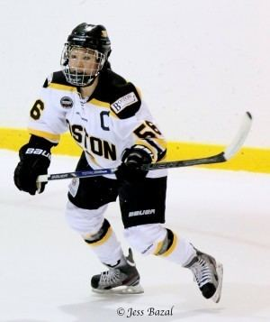 Jess Koizumi Yale Assistant to work Camp Crazy Eights Hockey Camp