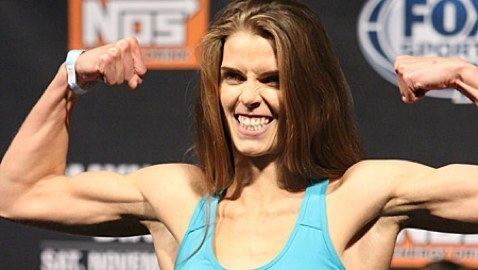 Jessamyn Duke Jessamyn Duke vs Leslie Smith Added to UFC Fight Night