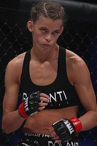 Jessamyn Duke Jessamyn quotThe Gunquot Duke MMA Stats Pictures News Videos