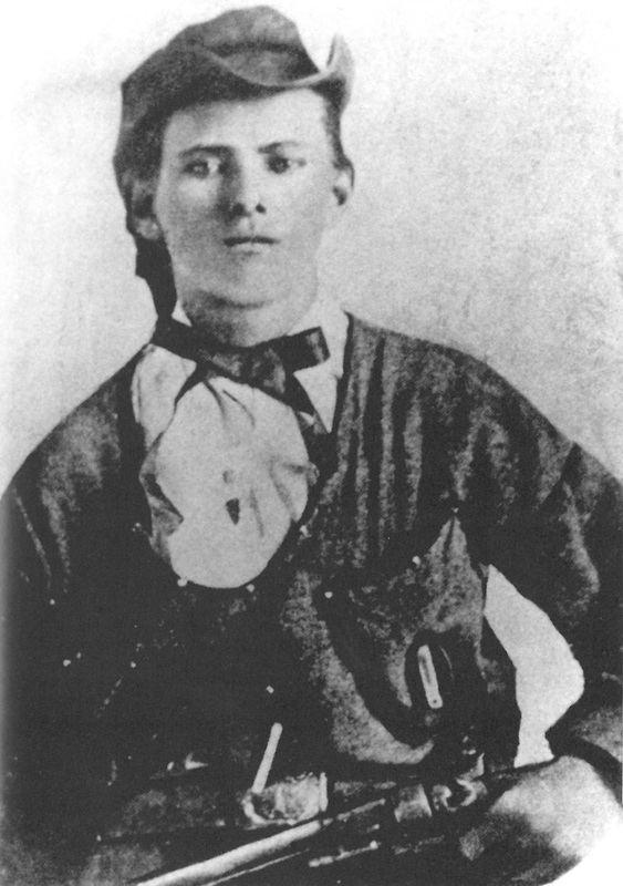 Jesse James Jesse Woodson James Son of a Bandit Jesse James Jr Son of a Bandit