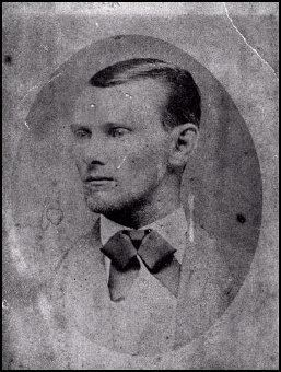 Jesse James The Missouri Partisan Ranger Jesse Woodson James
