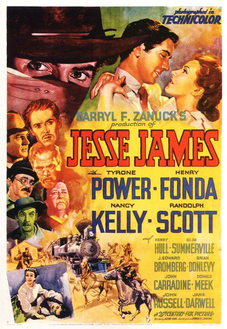 Jesse James (1939 film) Jesse James film 1939 Wikipdia