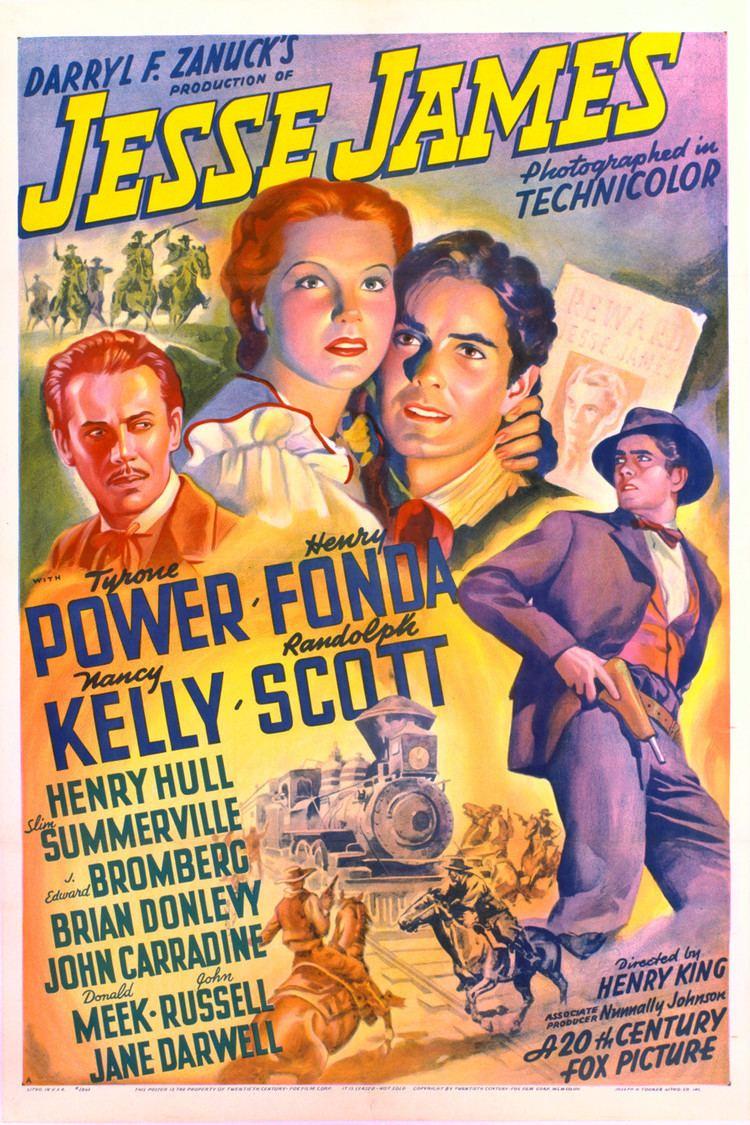 Jesse James (1939 film) wwwgstaticcomtvthumbmovieposters308p308pv