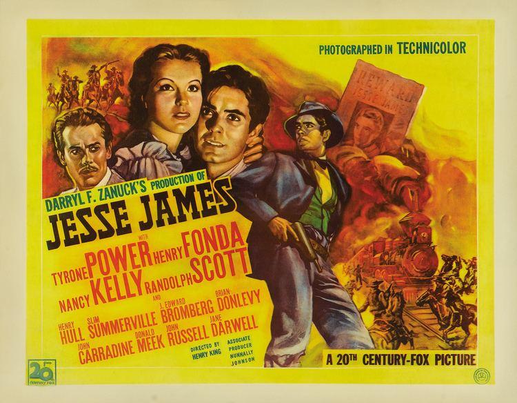 Jesse James (1939 film) Jesse James 1939