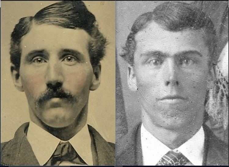 Jesse James Frank and Jesse James and the Arcanum Arcanorum Outlaws