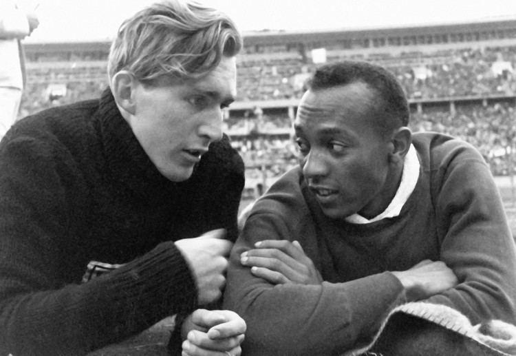 Jesse Owens Berlin Olympics 1936 National Vanguard
