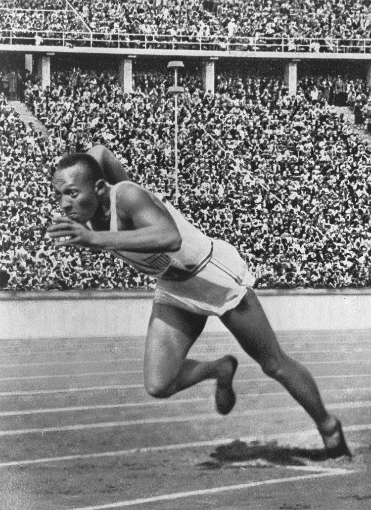 Jesse Owens Jesse Owens Wikipedia the free encyclopedia
