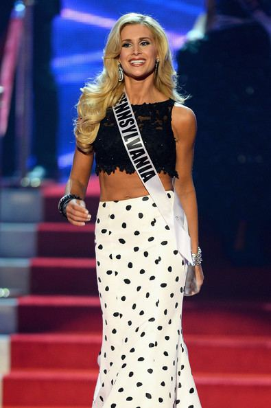Jessica Billings Jessica Billings Photos The 2013 Miss USA Pageant in Las