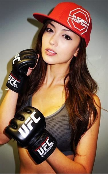 Jessica Cambensy Jessica Cambensy Will Be Another Guest Octagon Girl When