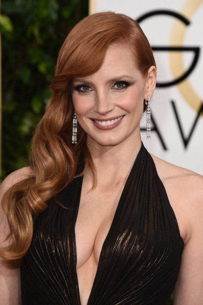Jessica Chastain Jessica Chastain Is Piaget39s New Brand Ambassador