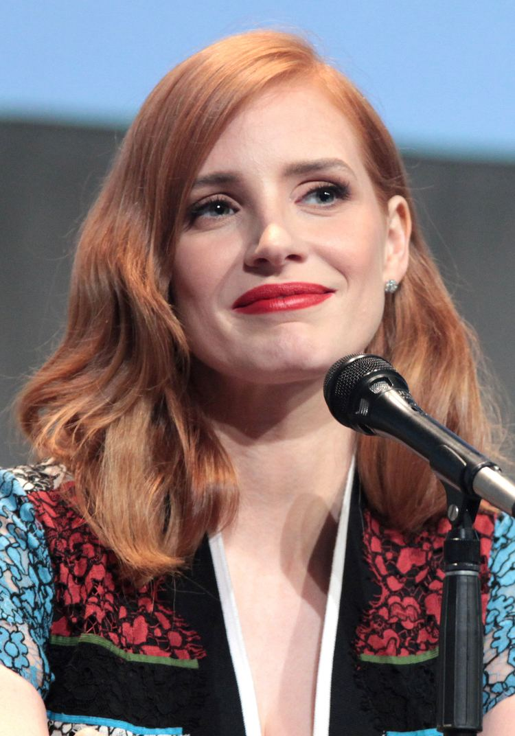 Jessica Chastain Jessica Chastain Wikipedia the free encyclopedia