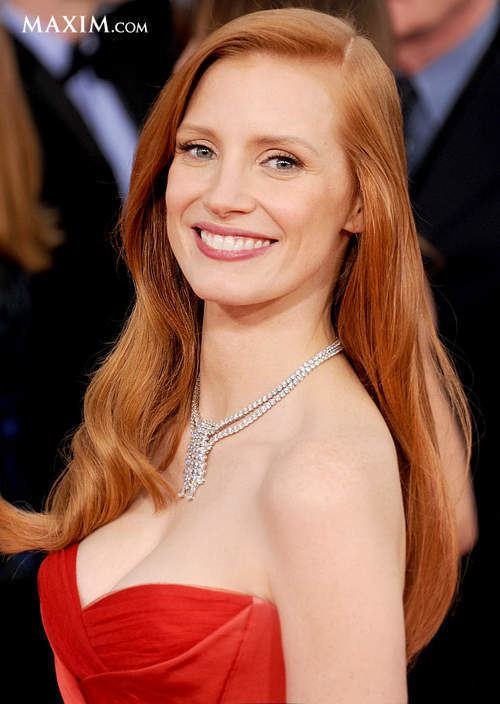 Jessica Chastain Jessica Chastain Height Weight Body Statistics Healthy Celeb