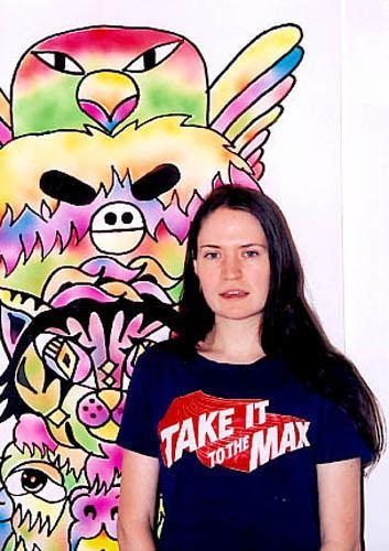 Jessica Ciocci Art Lovers New York