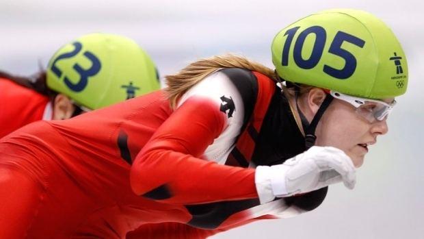 Jessica Gregg Canadians Gregg Duffy golden at shorttrack nationals