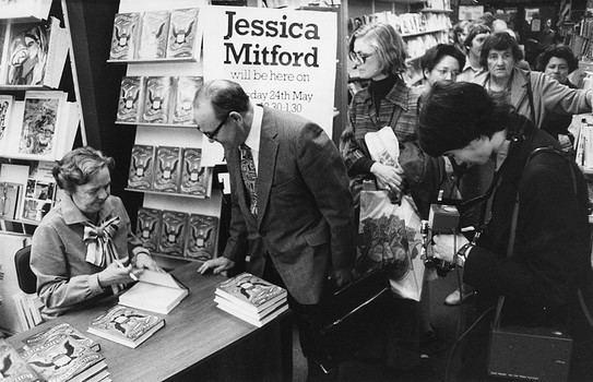 Jessica Mitford Jessica Mitford Jessica Lucy FreemanMitford 19171996 nicknamed