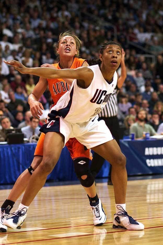 Jessica Moore (basketball) UCONN Hoop Legends JESSICA MOORE