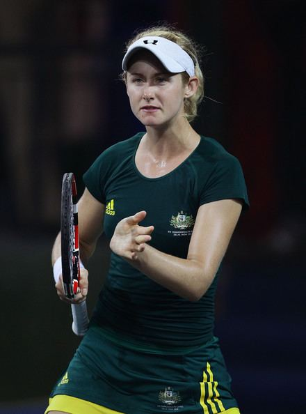 Jessica Moore (tennis) Jessica Moore Photos 19th Commonwealth Games Day 5