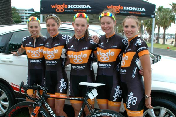 Jessica Mundy Jessica Mundy joins Wiggle Honda Pro Cycling with immediate effect