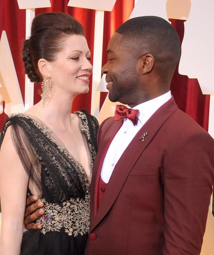 Jessica Oyelowo David Oyelowo and Jessica Oyelowo Photos Oscars 2015