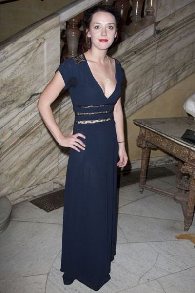 Jessica Ransom Posh press night and afterparty Tatler