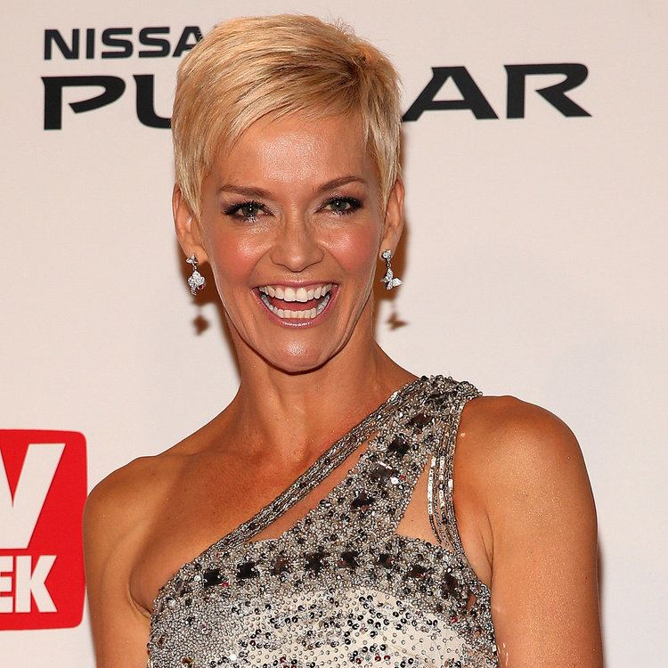 Jessica Rowe Pictures of Jessica Rowe at the 2013 Logies POPSUGAR
