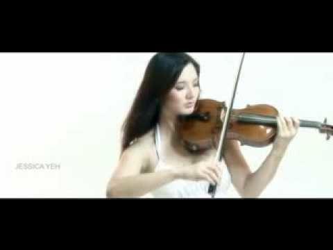 Jessica yeh sad violin