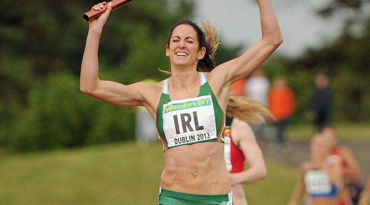 Jessie Barr Fanzone Athletics Ireland