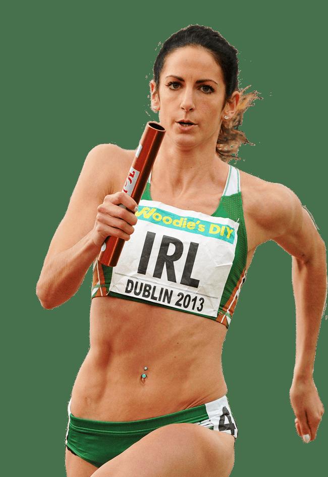 Jessie Barr Jessie Barr Athletics Ireland