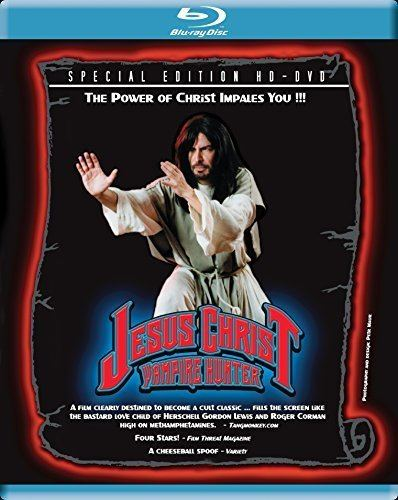 Jesus Christ Vampire Hunter Amazoncom Jesus Christ Vampire Hunter Bluray Josh Grace