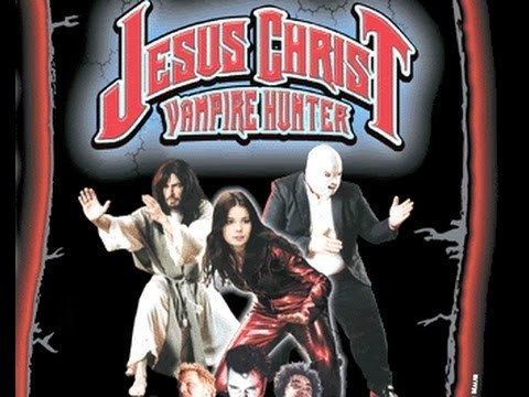 Jesus Christ Vampire Hunter Jesus Christ Vampire Hunter Movie Review YouTube