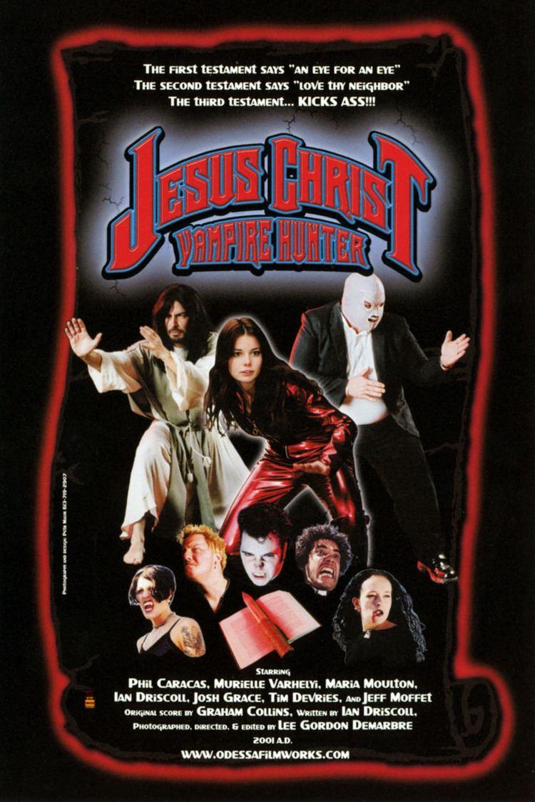 Jesus Christ Vampire Hunter wwwgstaticcomtvthumbdvdboxart78310p78310d
