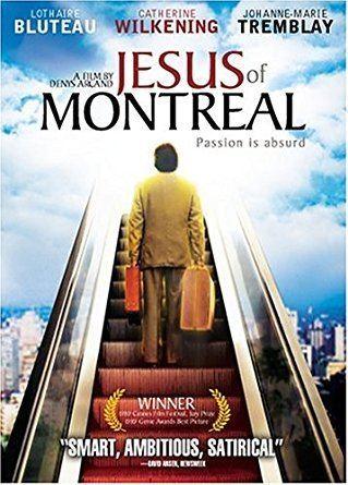 Jesus of Montreal Amazoncom Jesus of Montreal Lothaire Bluteau Catherine Wilkening