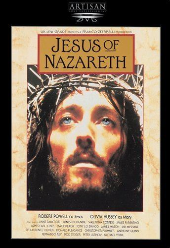 Jesus of Nazareth (miniseries) Amazoncom Jesus Of Nazareth Robert Powell Olivia Hussey