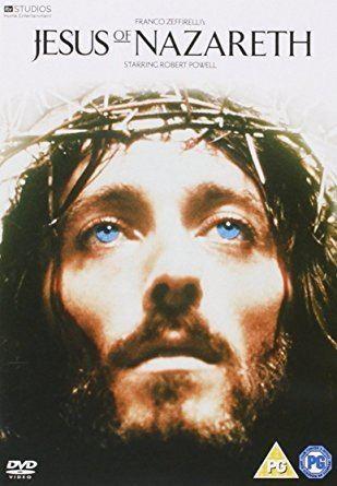 Jesus of Nazareth (miniseries) Jesus of Nazareth DVD 1977 Amazoncouk Robert Powell Anne
