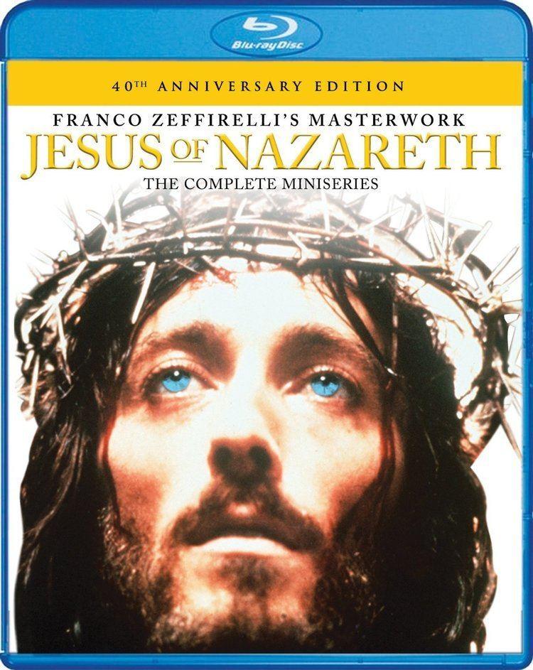 Jesus of Nazareth (miniseries) Jesus of Nazareth Bluray 40th Anniversary Edition