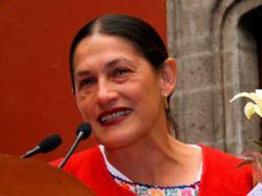 Jesusa Rodriguez La actriz Jesusa Rodrguez destaca el entusiasmo de