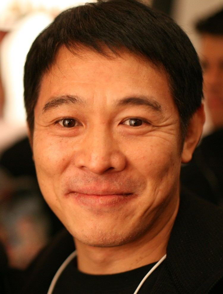 Jet Li Jet Li Wikipedia the free encyclopedia