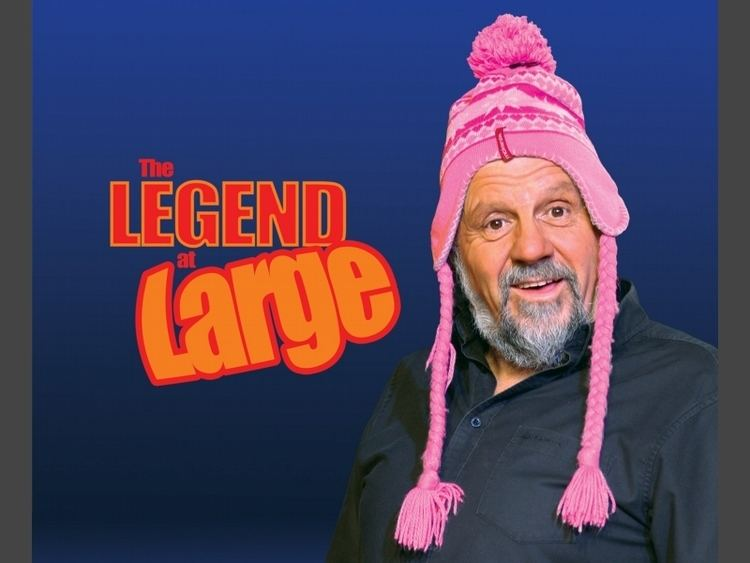 Jethro (comedian) Jethro The Legend at Large Cornish Comedian39s 2014 tour