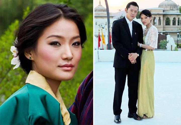 Jetsun Pema World39s Most Beautiful First Ladies in 2014 Motherhood
