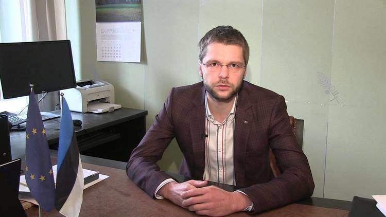 Jevgeni Ossinovski Haridus ja teadusminister Jevgeni Ossinovski