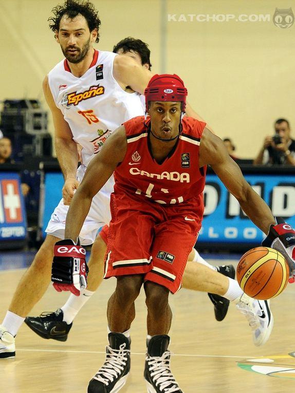 Jevohn Shepherd Canada Goes Winless At FIBA