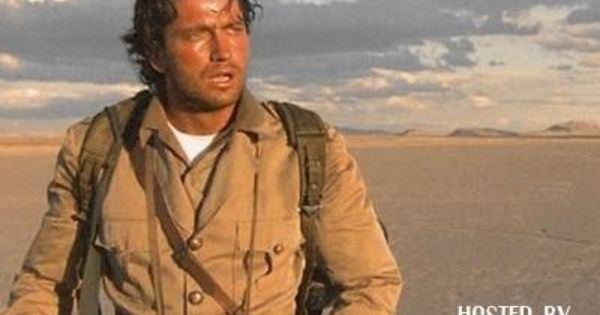Jewel of the Sahara Gerard Butler in Jewel of the Sahara ACTORS GERARD BUTLER