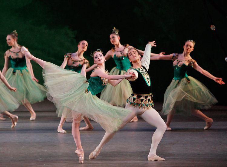 Jewels (ballet) New York City Ballet Jewels Emeralds Rubies Diamonds