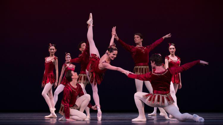 Jewels (ballet) Jewels Dutch National Opera amp Ballet