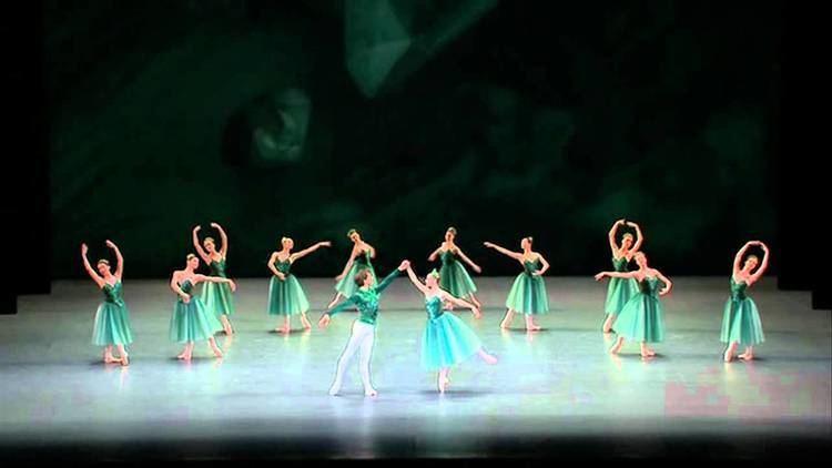 Jewels (ballet) Jewels ballet Balanchine YouTube