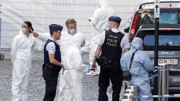 Jewish Museum of Belgium shooting Brussels Jewish Museum shooting leaves 3 dead 1 injured