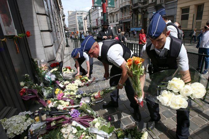 Jewish Museum of Belgium shooting 3 Shot Dead at Brussels Jewish Museum The New York Times