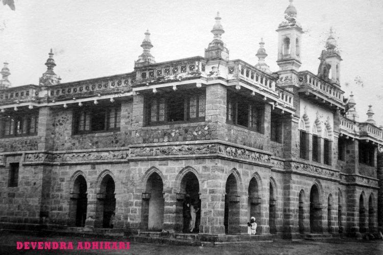 Jeypore in the past, History of Jeypore