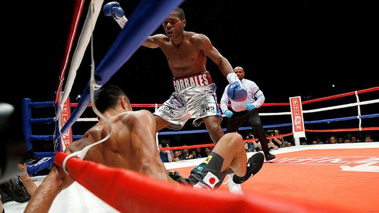 Jezreel Corrales Boxing results Takashi Uchiyama stunned by Jezreel Corrales